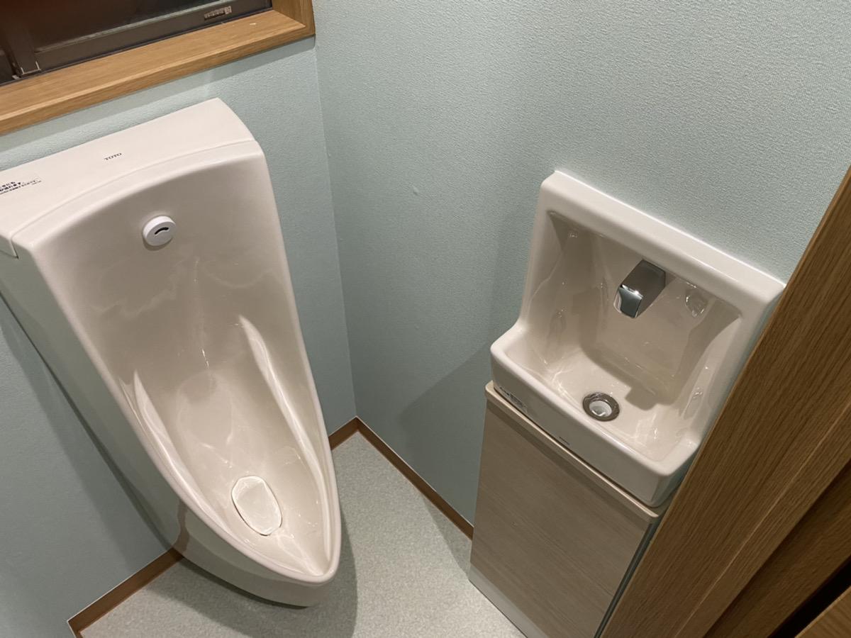 トイレ 床段差解消工事 介護保険対応