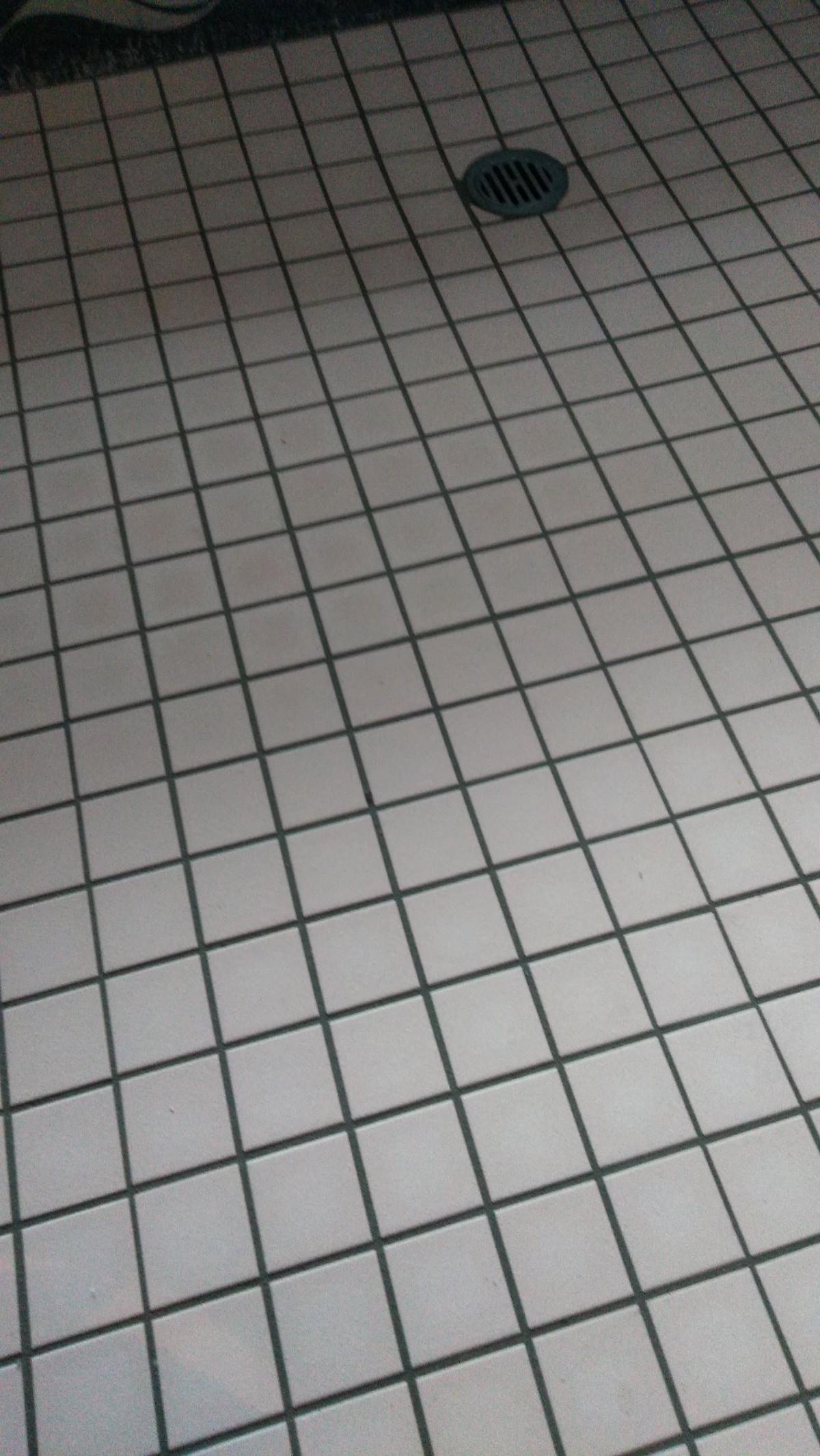 浴室 タイル工事