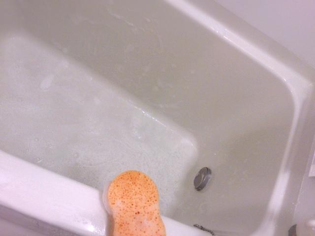 お風呂の掃除(介護保険制度の適用外)